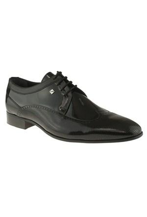 Fosco 248 6018M Siyah Ayakkabı