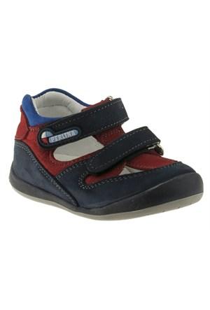 Perlina 253 037Ilk Lacivert Ayakkabı