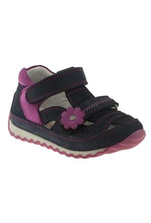 Perlina 253 280B Lacivert Ayakkabı
