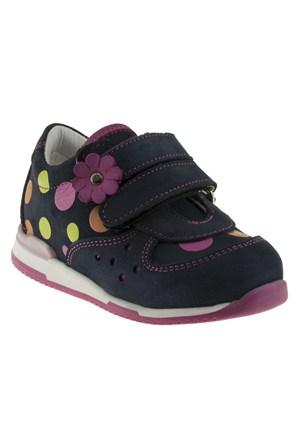 Perlina 253 283B Lacivert Ayakkabı