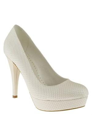Isabel 285 460-1Z Beyaz Ayakkabı
