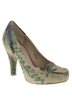 Dogo 307 016-3027Z Yeşil Ayakkabı