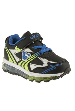 Vicco 211 346T083b Siyah Ayakkabı