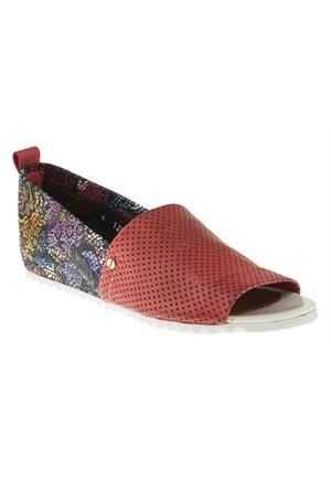 La Pinta 270 418-101Z Kırmızı Ayakkabı