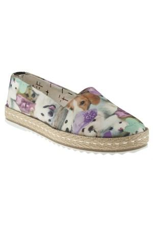 La Pinta 270 573-05Z Beyaz Ayakkabı