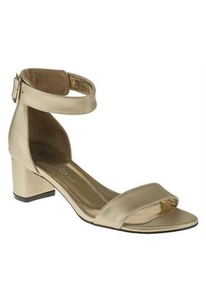 Gess 275 21250Z Altın Ayakkabı