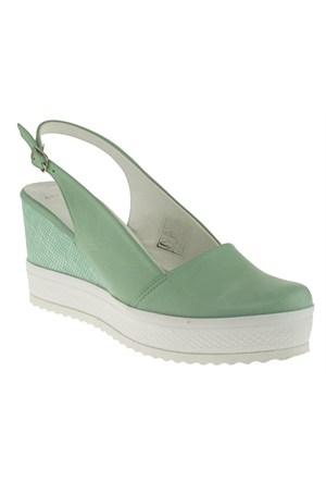 Gess 275 607Z Yeşil Ayakkabı
