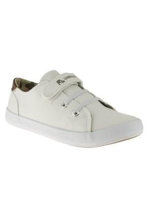 Lumberjack 257 Level-F Beyaz Ayakkabı