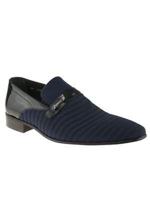 Fosco 248 5098M Lacivert Ayakkabı