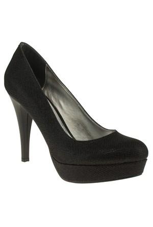 Isabel 285 460-1Z Siyah Ayakkabı