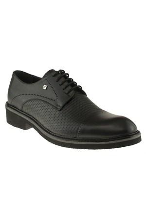Fosco 248 6051M Siyah Ayakkabı