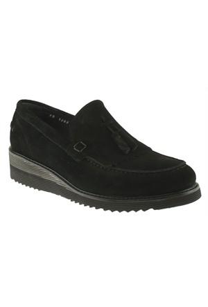 Fosco 248 6106M Siyah Ayakkabı
