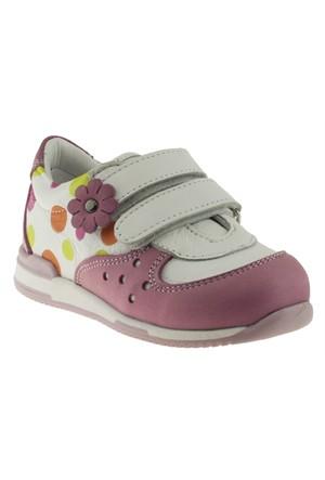 Perlina 253 283B Beyaz Ayakkabı