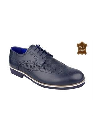 Woflland 306 19 Hakiki Deri Klasik Ayakkabı