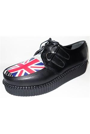 Köstebek Creepers Ayakkabı England