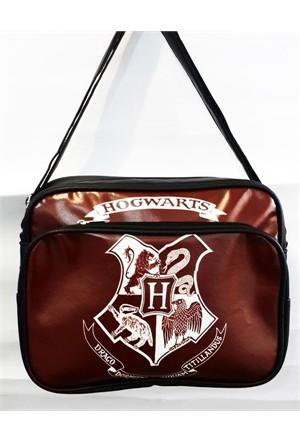 Köstebek Harry Potter - Hogwarts Bordo Çanta