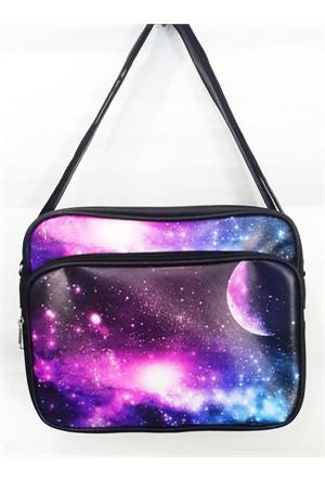 Köstebek Nebula Galaxy Çanta