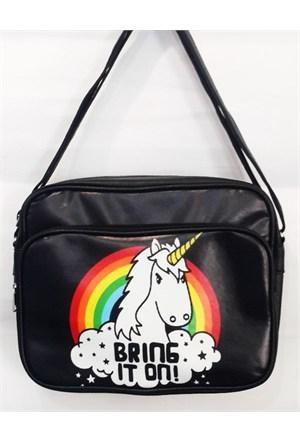 Köstebek Unicorn - Bring It On Çanta