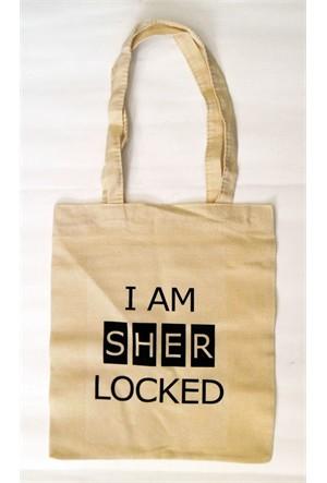 Köstebek I Am Sher Locked Bez Çanta