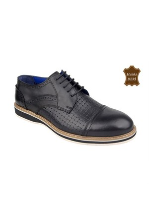 Wolfland 323 32 Hakiki Deri Klasik Ayakkabı