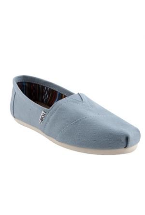Toms 10001401 Mavi Bayan Ayakkabı (Kzy)