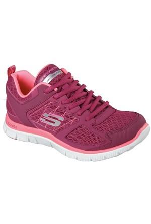 Skechers Kadın Ayakkabı Flex Appeal 12452-Ras