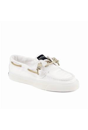 Sperry Kadın Ayakkabı Bahama 2-Eye Washed Sts93178