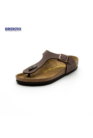 Birkenstock 846133 Gizeh Mocca Sandalet