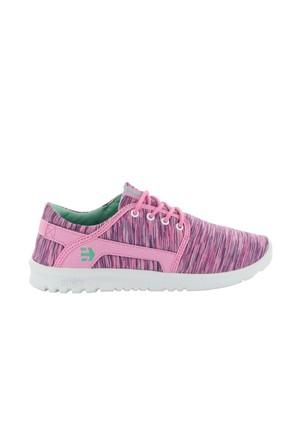 Etnies Kids Scout Pink Ayakkabı