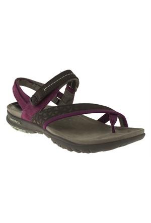 Merrell 266 J55044z Fuşya Sandalet