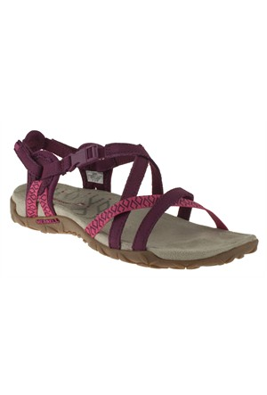 Merrell 266 J55314z Fuşya Sandalet