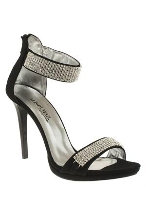 Alisolmaz 285 3062Z Siyah Ayakkabı