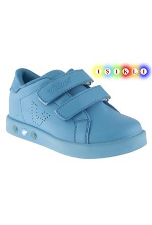 Vicco 211 313U115b Mavi Spor Ayakkabı