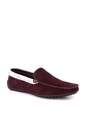 Kalahari 353033 039 609 Erkek Bordo Günlük Ayakkabı