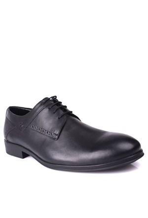 Kalahari 885180 039 013 Erkek Siyah Klasik Ayakkabı