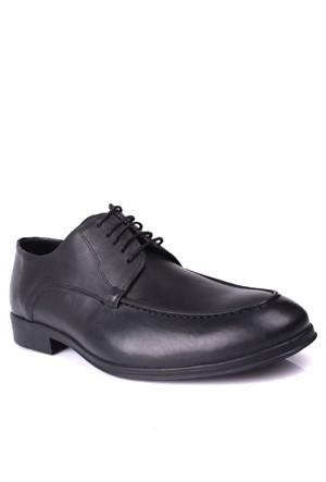 Kalahari 885182 039 013 Erkek Siyah Klasik Ayakkabı