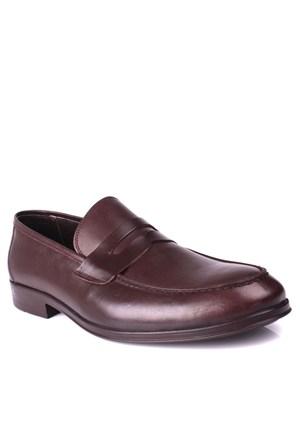 Kalahari 885181 039 232 Erkek Kahve Klasik Ayakkabı