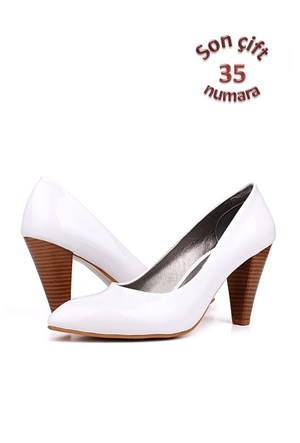 Loggalin 780801 031 468 Kadın Beyaz Günlük Ayakkabı