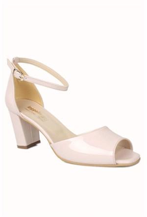 Loggalin 375317 031 795 Kadın Pudra Günlük Ayakkabı