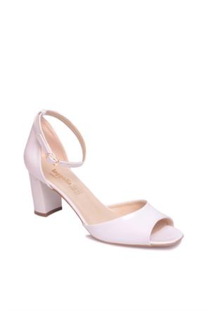 Loggalin 375317 031 468 Kadın Beyaz Günlük Ayakkabı