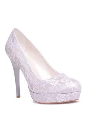 Loggalin 580903 031 782 Kadın Platform Ayakkabı
