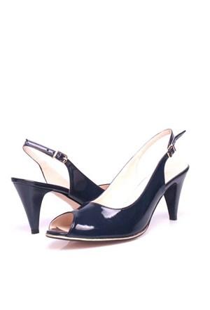 Loggalin 520600 031 420 Kadın Lacivert Günlük Ayakkabı