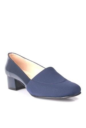 Loggalin 375020 031 420 Kadın Lacivert Günlük Ayakkabı