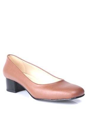 Loggalin 375021 031 162 Kadın Taba Günlük Ayakkabı