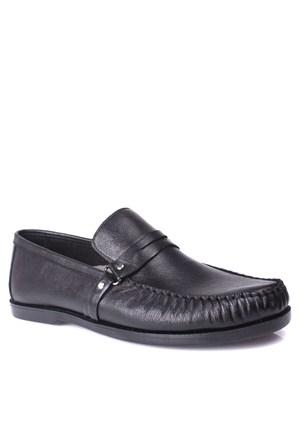 Kalahari 737002 041 013 Erkek Siyah Günlük Ayakkabı
