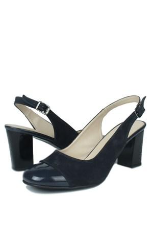 Loggalin 375550 031 425 Kadın Lacivert Günlük Ayakkabı