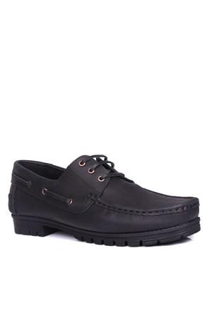 Se-Sa 737401 041 013 Erkek Siyah Kışlık Ayakkabı