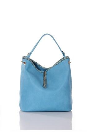 Mçs By15b002 Mavi Kadın Çanta