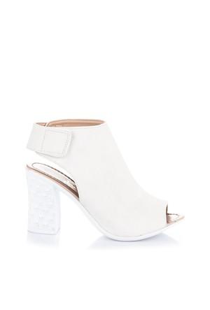 Pembe Potin Dianna Bej Ayakkabı