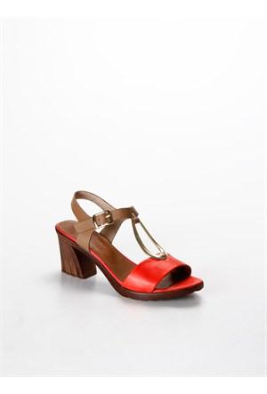 Shumix Günlük Kadın Sandalet 335002 1280Shuss.Mkrm